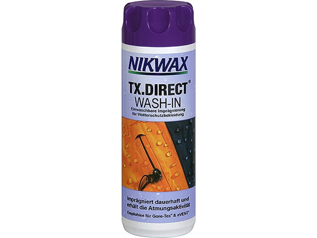 Nikwax TX.Direct Imprægnering Spray, 300 ml